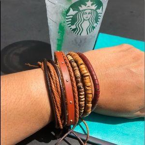 New Vintage Layered Bracelets Unisex